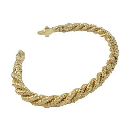 bracelet jonc doré epona la2l dolita