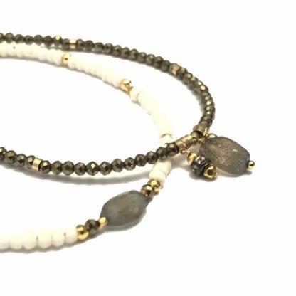 présentation bracelets jully chez dolita