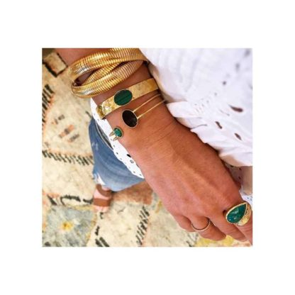 présentation bracelets eva krystal dolita