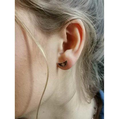 boucles d'oreilles tendance bijoux marque française