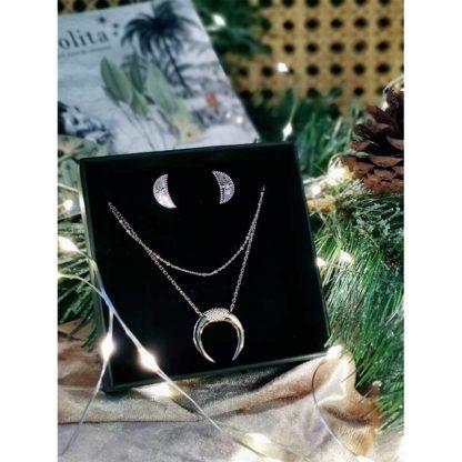 coffret cadeau bijoux femme noel look ethnique
