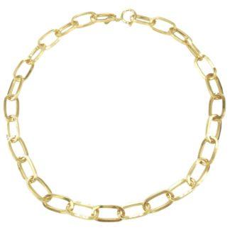 idée de cadeau le collier grosse maille XXL de la créatrice de bijoux parisienne Delphes chez Dolita bijoux