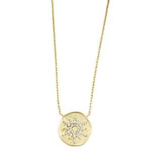 collier-femme-tendance-medaille-etoiles