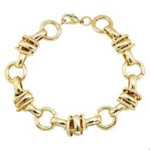 bracelet femme grosse chaîne