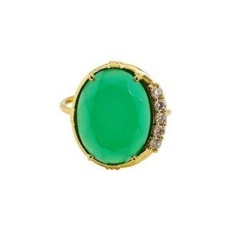 bague-pierre-verte-marque-française