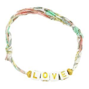 bracelet tendance femme perles