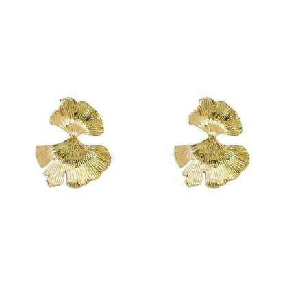 boucles d'oreilles fleurs bijoux tendance femme