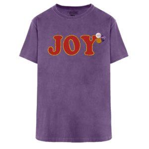 tee shirt Newtone Brand purple trucker